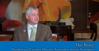 Interview: Dan Risley, Automotive Service Association on NACE | CARS 2016 in Anaheim, Calif.