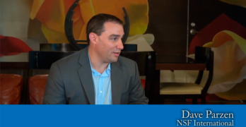 Interview: Dave Parzen, General Manager Collision Repair Shop Certification, NSF International