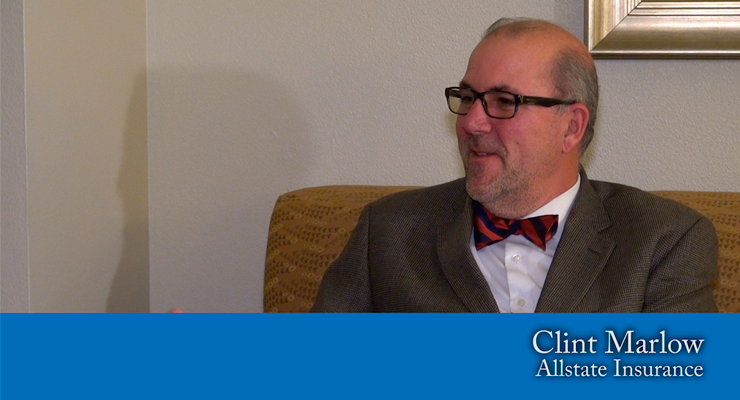 Clint Marlow Allstate Interview